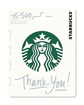 Best 15 starbucks gift card Reviews
