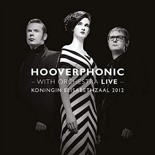 Album Art for With Orchestra Live (Silver Marbled Vinyl) by Hooverphonic