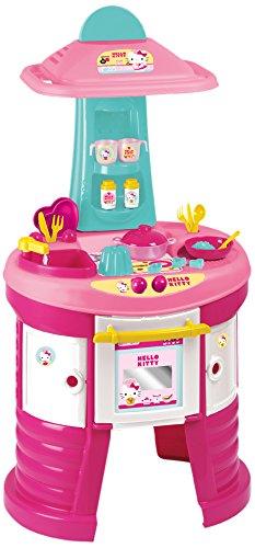 Grandi Giochi Cucina Hello Kitty, Multicolore, 107 cm, GG02300
