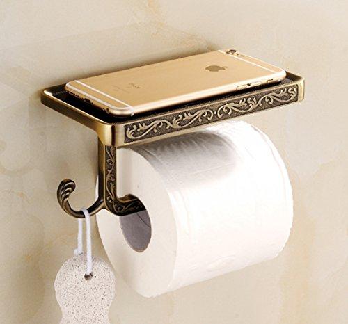 Top 10 best selling list for brass vintage toilet paper holder parts