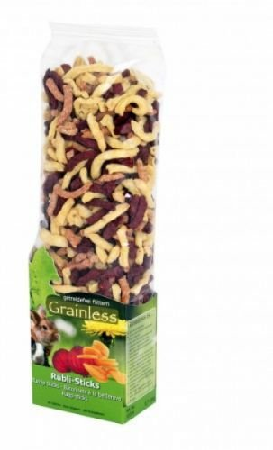 JR-Farm Grainless Rübli-Sticks Größe 1 x 100g