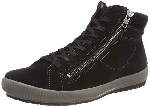 Legero Tanaro, Damen High-Top, Schwarz (Schwarz 00), 38 EU (5 UK)