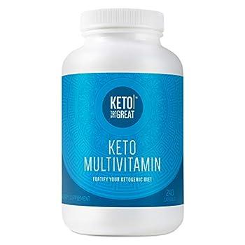 Best keto multivitamin Reviews