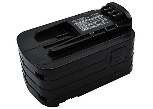 4000mAh Battery Replacement for Festool DRC18 Cordless Drill/Driver PSC400 Cordless Jigsaw DRC15 Cordless Drill/Driver BPC15-3.0 Li BPC 15 BPC 15 Li BPS 15 494832 498341 498340 (14.4V)