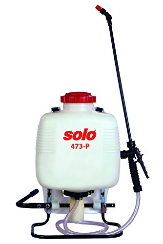 Solo 473-P 90 psi Backpack Sprayer 3 Gallons