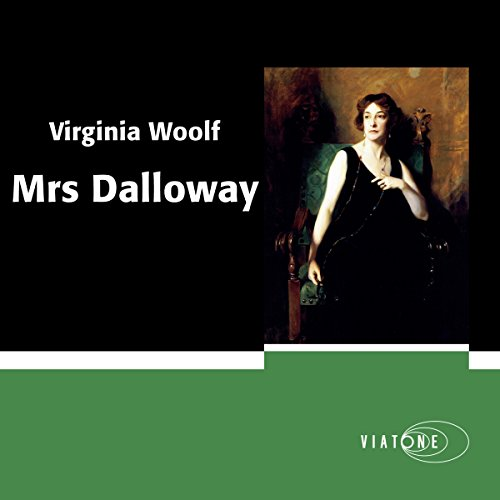 Mrs Dalloway [Swedish Edition] cover art