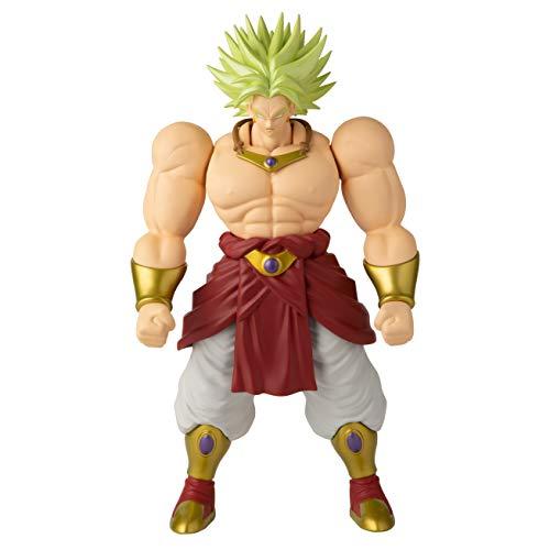 BANDAI Limit Breaker Series Dragon Ball Z Legendary Super Saiyan Broly 35cm Action Figure