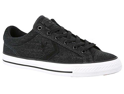 Converse , Sneaker Unisex - Adulto, (schwartz), 44 EU
