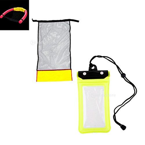 Toygogo Silla de malla resistente y soporte impermeable para bolsa