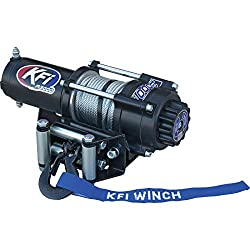 KFI Products A3000 ATV Winch Review