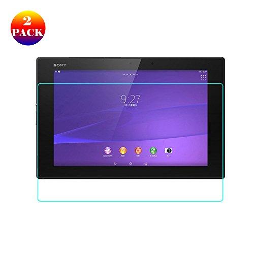 INSOLKIDON 2-Pieza Compatible con Sony Xperia Z2 Tablet / Z4 Tablet Protector de...