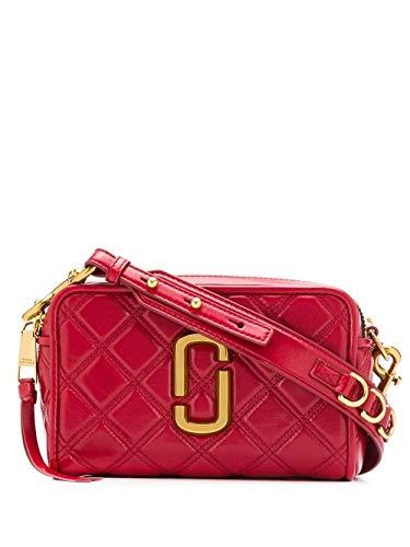 Marc Jacobs Luxury Fashion Damen M0015419678 Rot Schultertasche | Frühling Sommer 20
