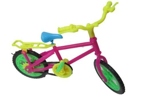 fat-catz-copy-catz - Vélo Fonctionnel Accessoires Taille poupée Barbie Sindy (Non Mattel)