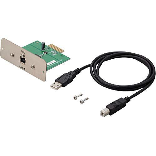 白光(HAKKO) インターフェースカード USB仕様 ケーブル付き B5210