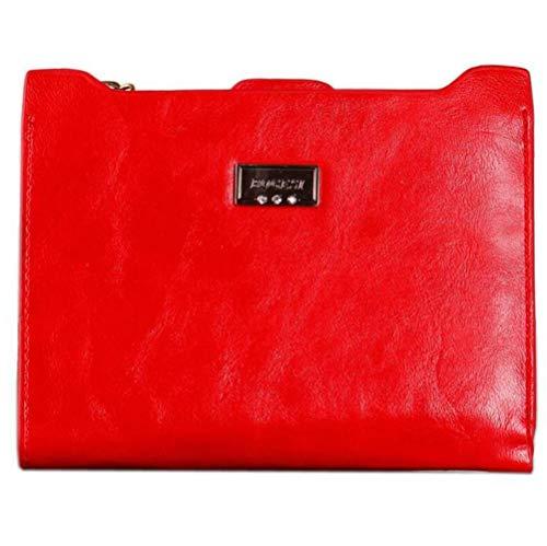 Bogesi , Portafogli Rosso Red 5.11' L x 4.13'W x 0.59'H