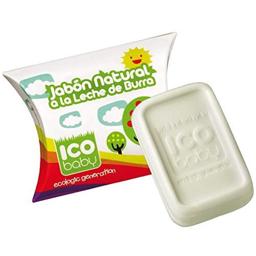 Ico Baby Jabon Natural De Leche De Burra 930 g
