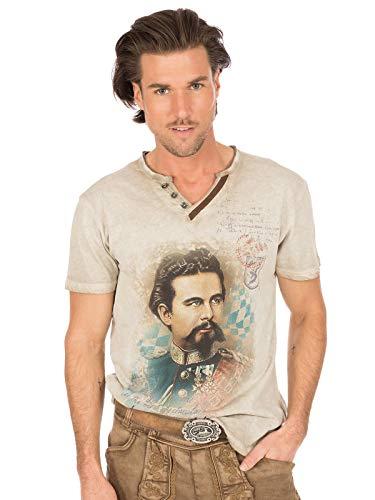 Preisvergleich Produktbild Hangowear Trachtenshirt Almont beige,  XL