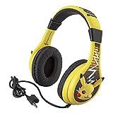 Pokemon Pikachu Kids Headphones, Adjustable Headband,...