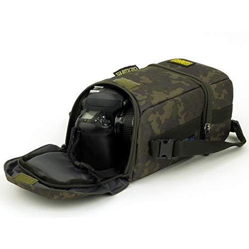 SHIMANO Trage Fotoapparat für das Angeln SLR Kamera Tasche 26x14x12 cm