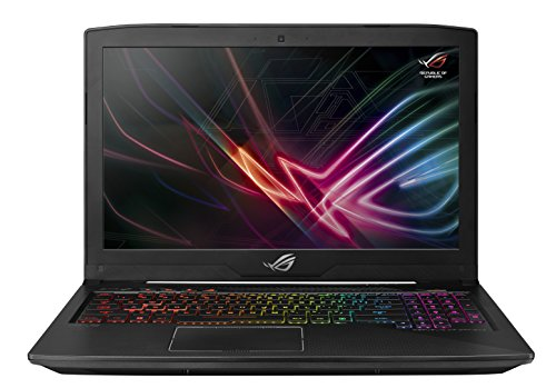 ASUS ROG Strix Gamer Notebook (Intel 8th Gen i7-8750H, 32GB...