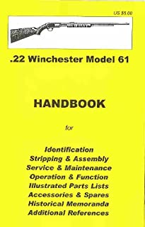 Winchester Model 61 Assembly, Disassembly Manual