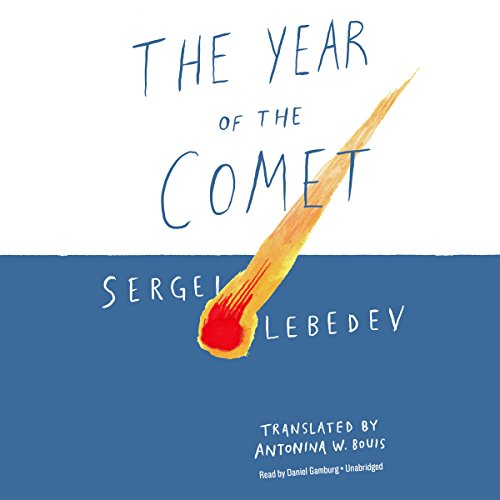 The Year of the Comet audiobook cover art