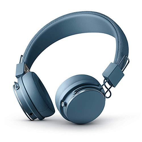 Marshall Urbanears Plattan 2 Bluetooth Casque Audio – Bleu Indigo 4