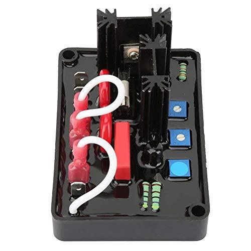Regulador de voltaje automático, entrada AVC63-4 190-240VAC, accesorio para regulador automático de voltaje del motor.