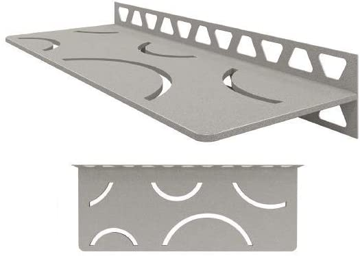 Schluter Systems Wall wholesale Shelf-W - Free shipping / New Design SWS1 -Stone Grey Curve