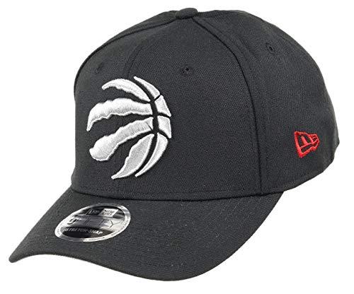 New Era Toronto Raptors 9fifty Stretch Snapback cap NBA Essential Black/Grey - One-Size