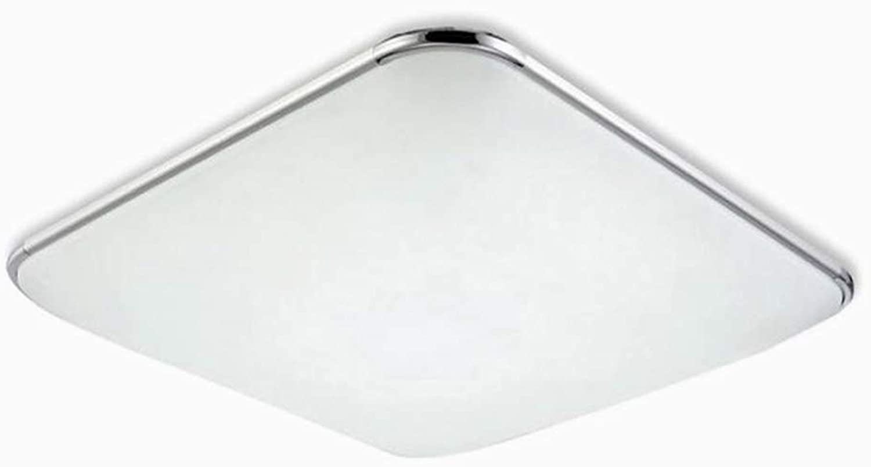 SZYSD 24W LED Panel Deckenleuchte Deckenlampe Flurleuchte Wandlampe Lampe (Kaltwei ( 6000K-6500K))