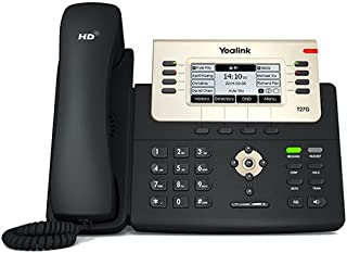 Yealink SIP-T27G Ip Phone Gigabit Ethernet PoE Support