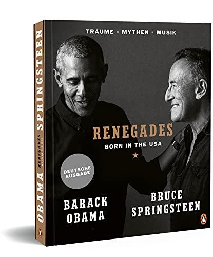 Produktbild von Renegades: Born in the USA - Träume ▪ Mythen ▪ Musik - Besonders hochwertige Ausstattung mit exklusiven Fotos aus den Privatarchiven der Autoren