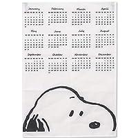 スヌーピー カレンダー 2021 壁掛け peanuts 最新カレンダー カッコイイ かわいい 人格カレンダー スケジュール 萌えグッズ 新年プレゼント AMZ-7021-JP (50×70cm,G)