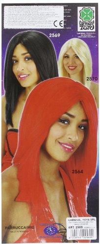 Carnival 02569 – Perruque de cheveux lisse et Moreno
