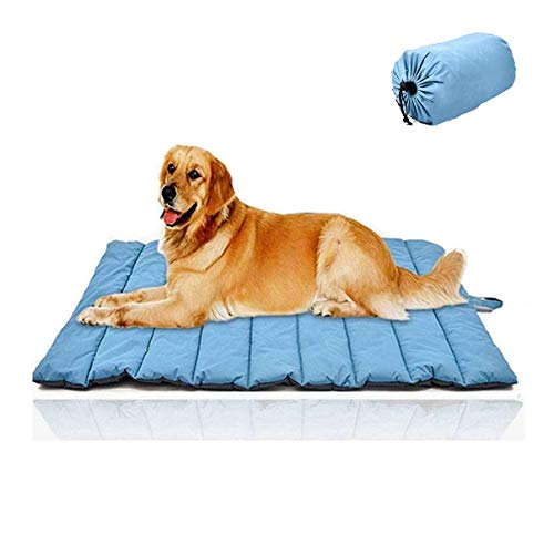"""CHEERHUNTING Outdoor Dog Bed 43""""x26"""", Waterproof, Washable, Large Size, Durable, Water..."""