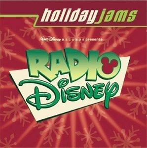 Radio Disney Holiday Jams by The Chipmunks, Beach Boys, Elmo & Patsy, Brenda Lee, Jackson 5, Bobby Helms, Bur [Music CD]
