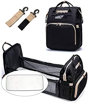 Nonsar 5 in 1 Folding Baby Backpack