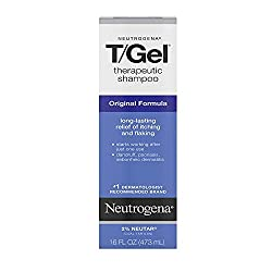 top rated Neutrogena T / Gel Therapeutic Shampoo Original Formula, dandruff prevention effect lasts … 2021