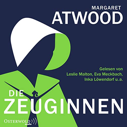 Die Zeuginnen audiobook cover art