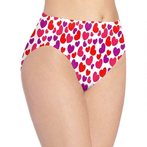 Redsheep Unterwäsche Damen Unterwäsche Shark Trump Fantastische Bikini Brief Hipster Unterhose,