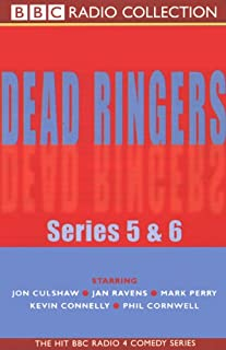 Dead Ringers     Series 5 & 6              By:                                                                                                                                 BBC Worldwide                               Narrated by:                                                                                                                                 Jon Culshaw,                                                                                        Full Cast,                                                                                        Jan Ravens,                   and others                 Length: 3 hrs and 33 mins     12 ratings     Overall 4.6