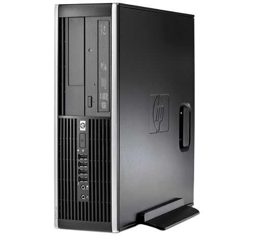HP Compaq Pro 6300 SFF 3.2GHz i5-3470 SFF Nero PC