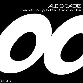 Last Nights Secrets