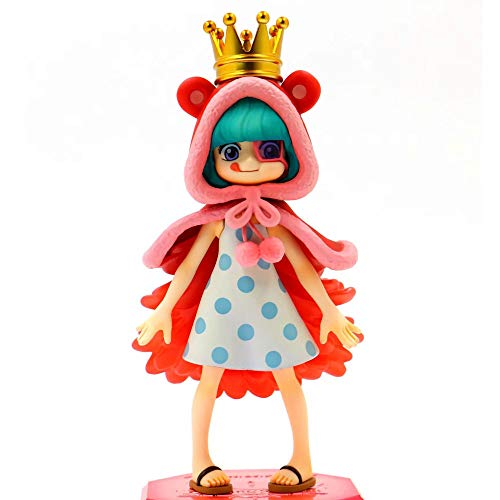 WISHVYQ EIN STÜCK Animation Modell Xiao Tang Familie Zucker Zucker kann Gesicht ändern kann Hände ändern Hochwertige Version Skulptur Dekoration Statue Puppe Modell Spielzeug Höhe 14cm