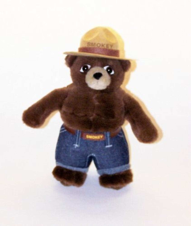 9 Plush Smokey the Bear by Kids Preferred