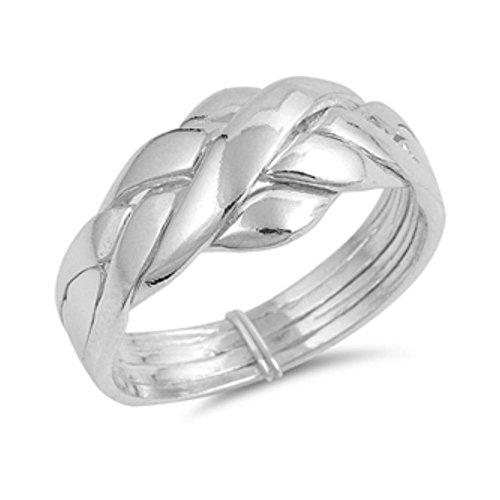 Royal Design plata de ley 925 plata