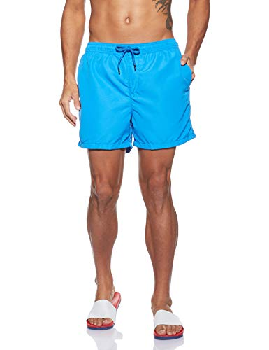 JACK & JONES Herren Badeshorts Swim Shorts Bademode Surf Shorts Board Shorts (XS, French Blue)