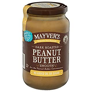 Mayver's Dark Peanut Butter Smooth, 375 g (B082XYC2P8) | Amazon price tracker / tracking, Amazon price history charts, Amazon price watches, Amazon price drop alerts