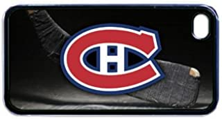 Canadiens Hockey iPhone 5C PLASTIC cell phone Case / Cover Great Gift Idea Montreal